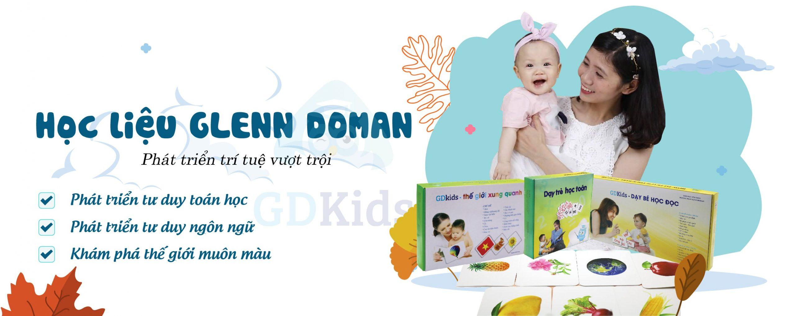 Banner web glenn doman